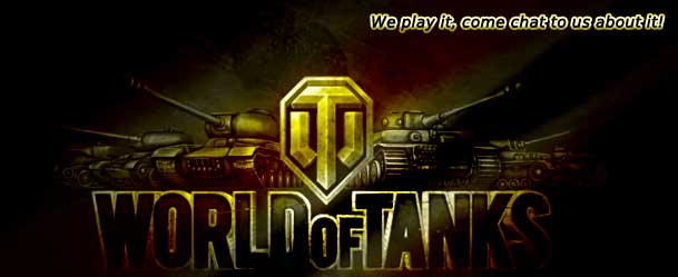 Many members play World of tanks, do you? Come discuss with us here!